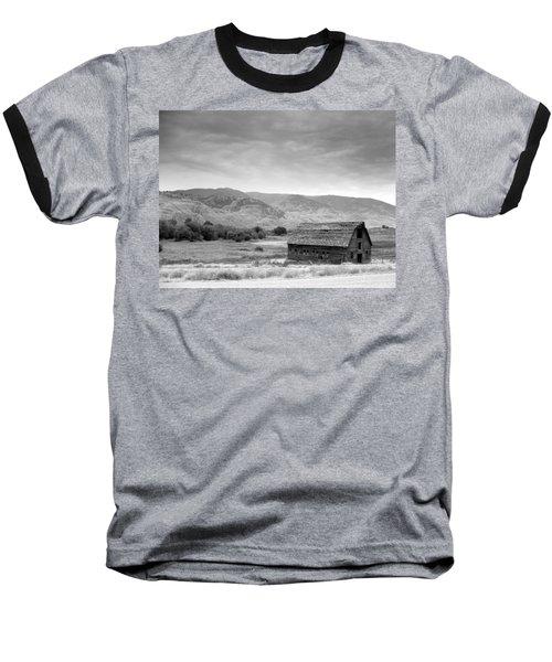 An Old Barn Baseball T-Shirt