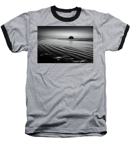 Baseball T-Shirt featuring the photograph An Oregon Morning by Jon Glaser