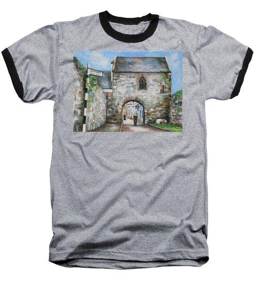 An Tholsel Baseball T-Shirt by Marty Garland