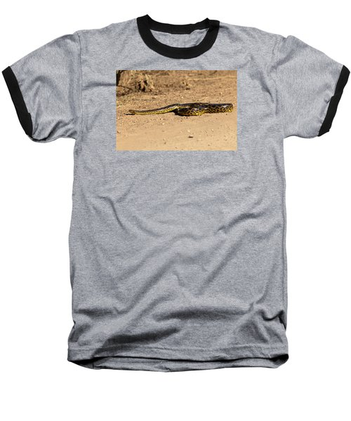Anaconda Crossing Transpantaneira Baseball T-Shirt