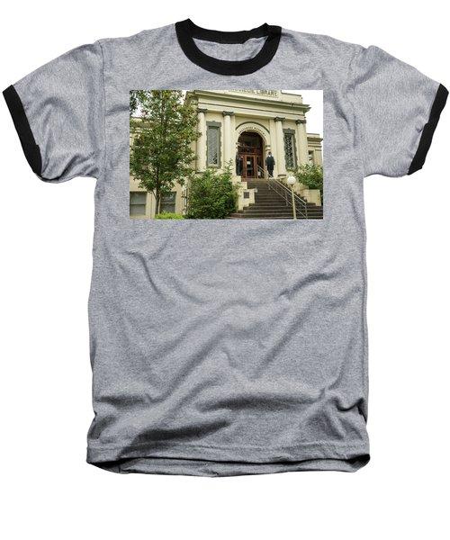 Anacortes Museum Baseball T-Shirt