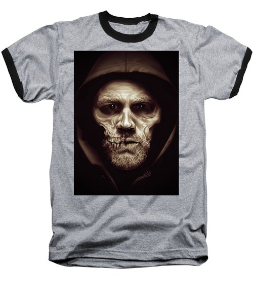Anarchy Baseball T-Shirt