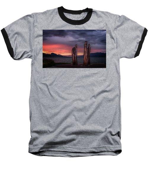 Ancestors Baseball T-Shirt