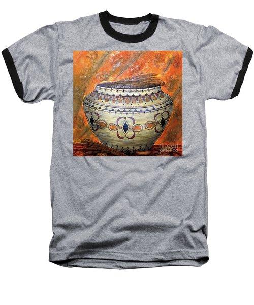 Ancestors Baseball T-Shirt by Kim Jones