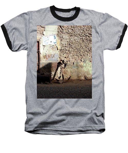 Anchor Cape Verde Baseball T-Shirt