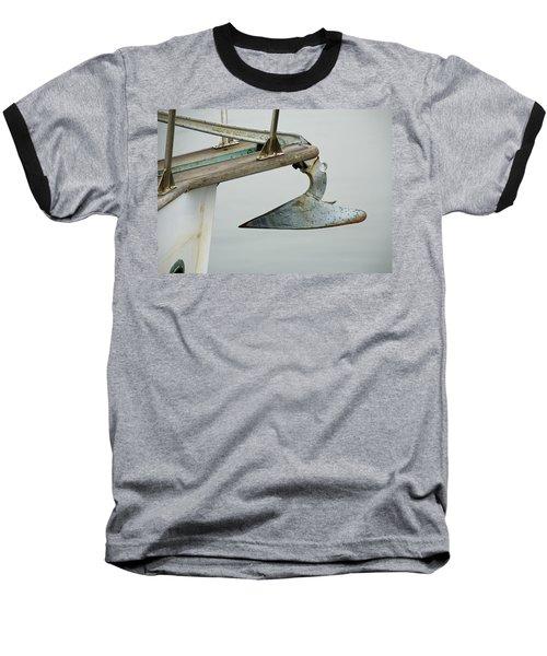Sailboat Anchor Baseball T-Shirt