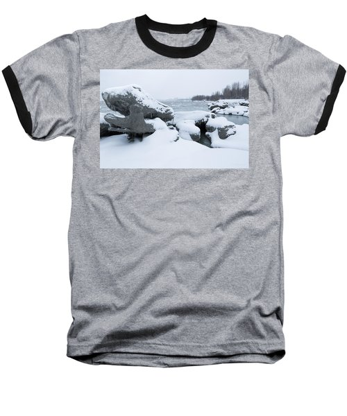 Anchorage Bergs Baseball T-Shirt