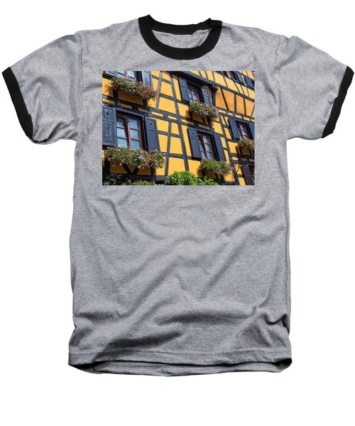 Ancient Alsace Auberge Baseball T-Shirt