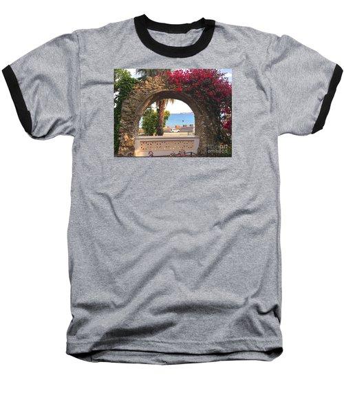Ancient Arch Gaeta Italy Baseball T-Shirt