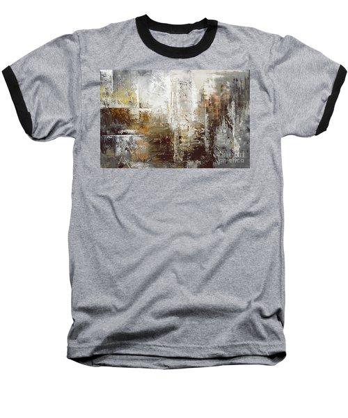 Ancient Archives Baseball T-Shirt by Tatiana Iliina
