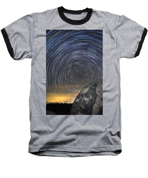 Ancient Art - Counting Sheep Baseball T-Shirt