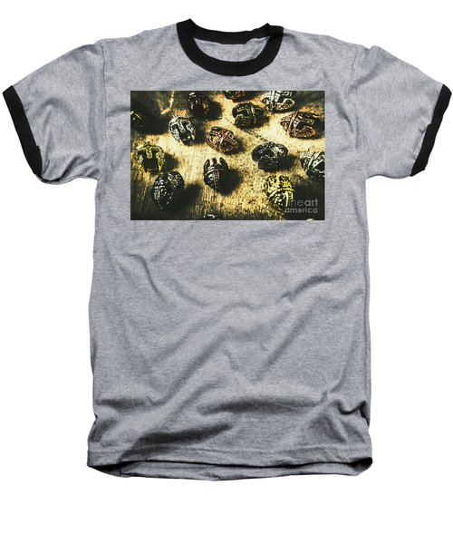 Ancient Battlefield Armour Baseball T-Shirt