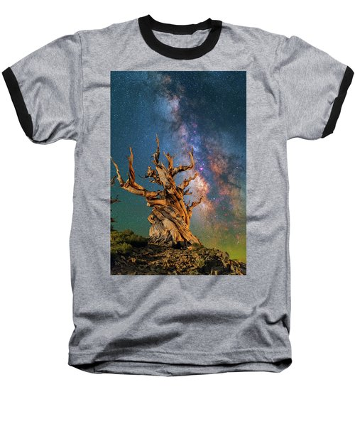 Ancient Beauty Baseball T-Shirt