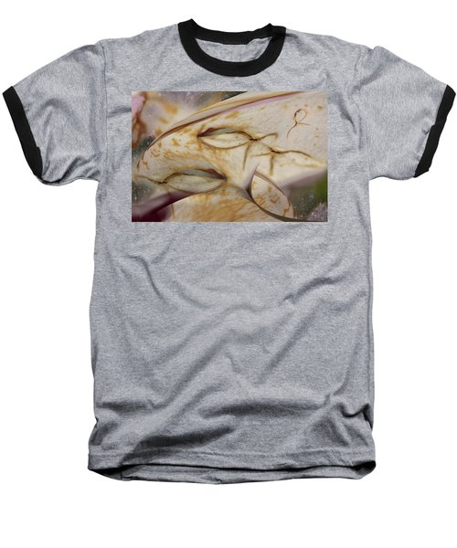 Fish Time In The Universe.... Baseball T-Shirt