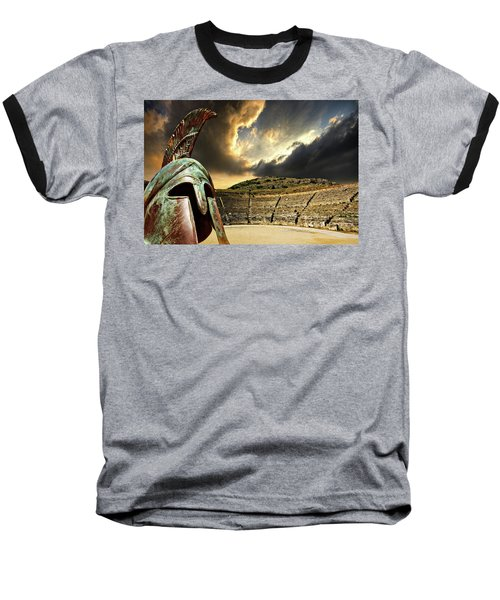 Ancient Greece Baseball T-Shirt