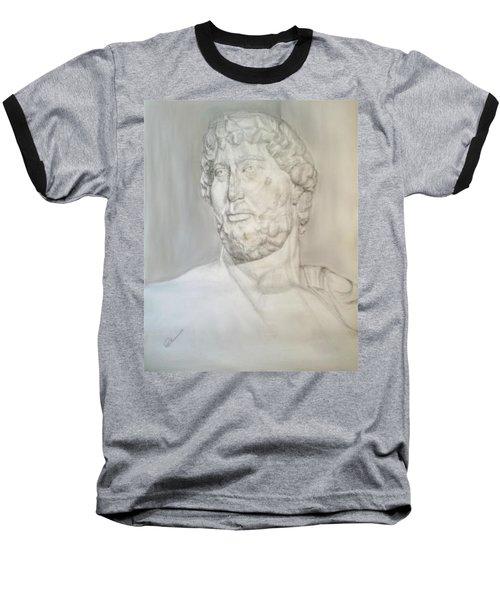 Ancient Greek Statue Baseball T-Shirt
