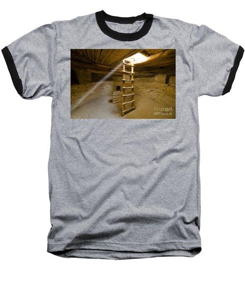 Ancient Kiva Baseball T-Shirt