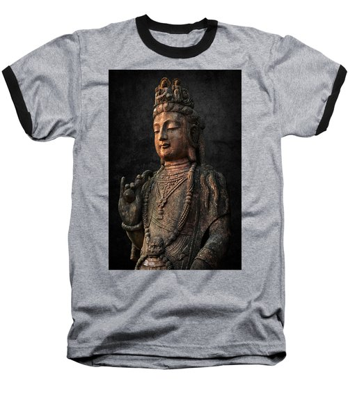 Baseball T-Shirt featuring the photograph Ancient Peace by Daniel Hagerman