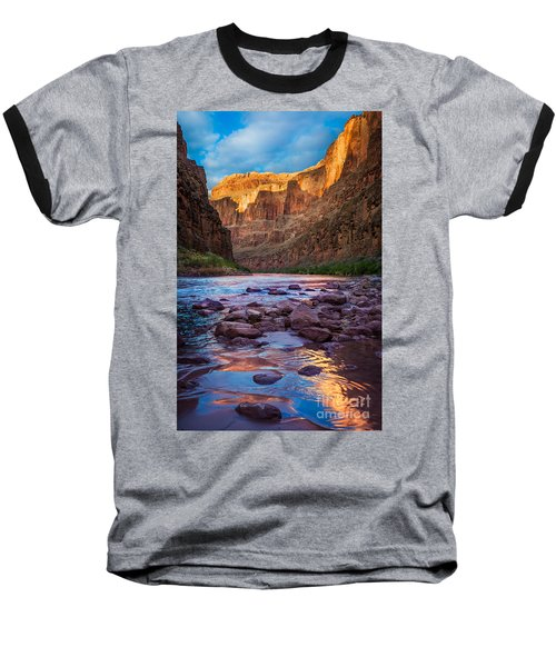 Ancient Shore Baseball T-Shirt