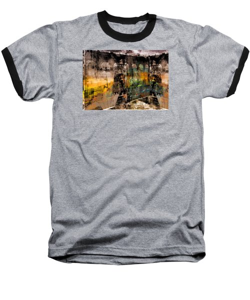 Ancient Stories Baseball T-Shirt