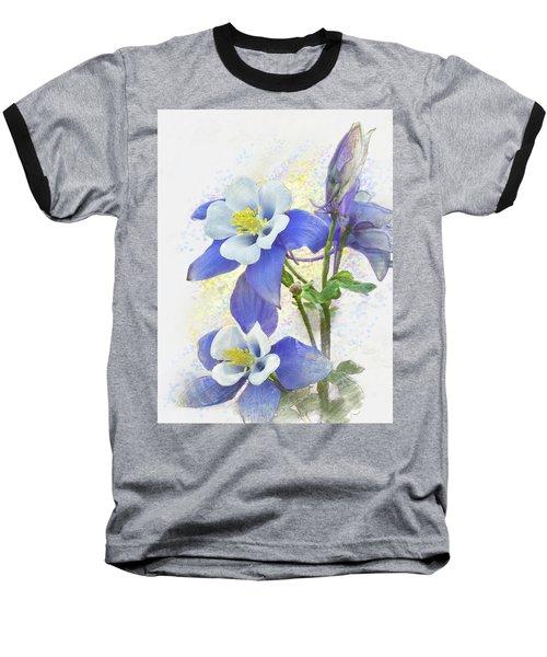 Ancolie Baseball T-Shirt