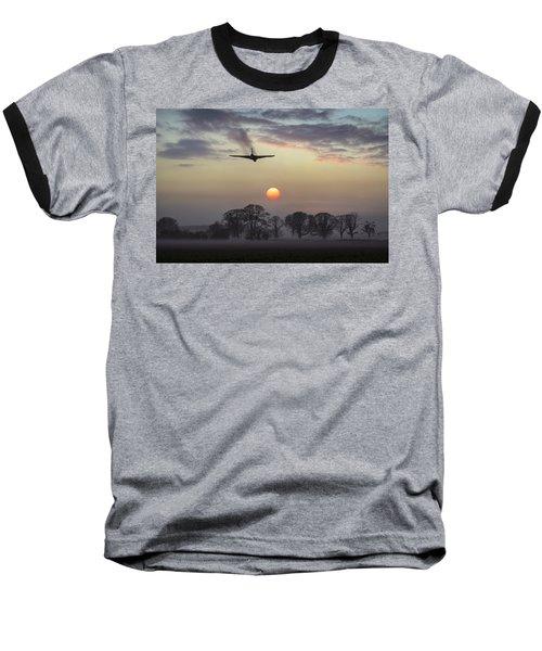And Finally Baseball T-Shirt