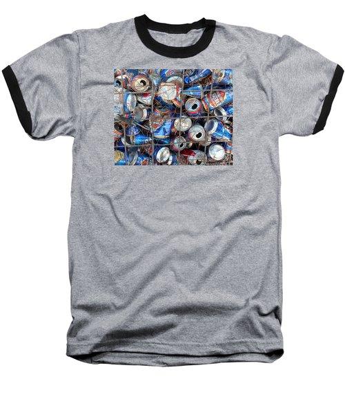 And Mouths To Feed Baseball T-Shirt by Joe Jake Pratt