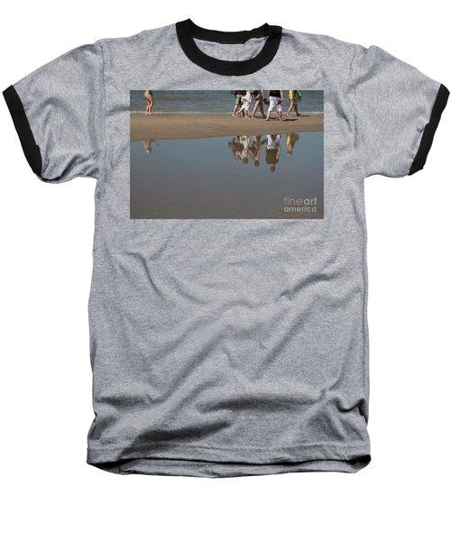 And So They Followed Baseball T-Shirt