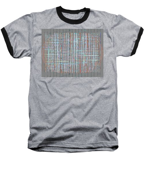 And Than He Said Leave The Future,  Leave It Open Baseball T-Shirt