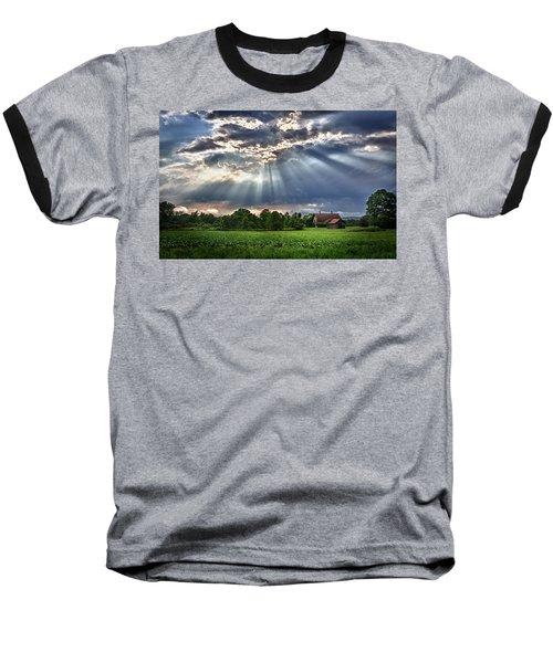 And The Heavens Opened 1 Baseball T-Shirt