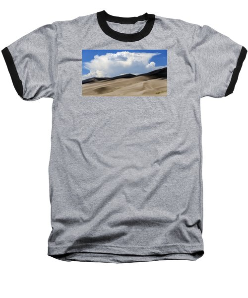 And Then The Storm Baseball T-Shirt