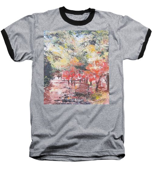 And Then There Was Fall Baseball T-Shirt