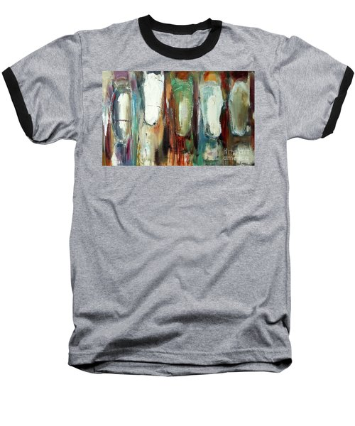 And They're Off Baseball T-Shirt