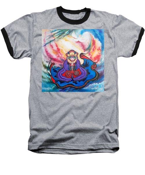 Flygende Lammet      And We Pray Baseball T-Shirt