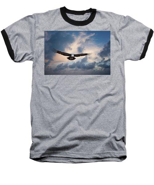 Andean Condor Baseball T-Shirt