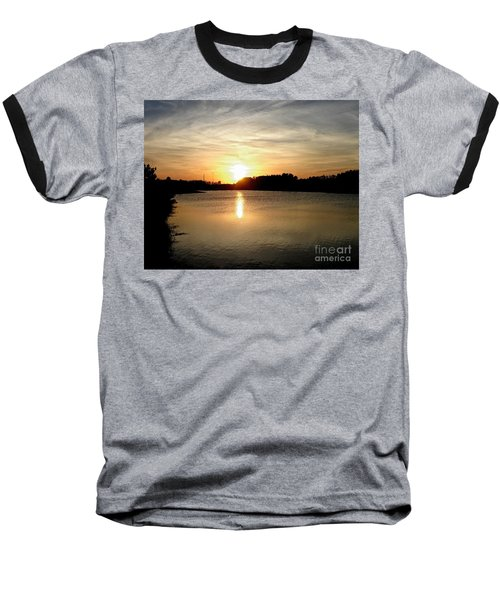 Anderson Stormwater Park In Rockledge Florida Baseball T-Shirt