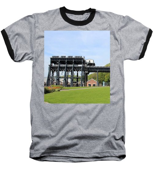 Anderton Boat Lift Baseball T-Shirt