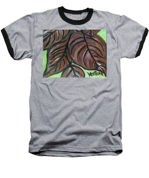 Andrea's Leaves - Fragments Of A  Dream Baseball T-Shirt