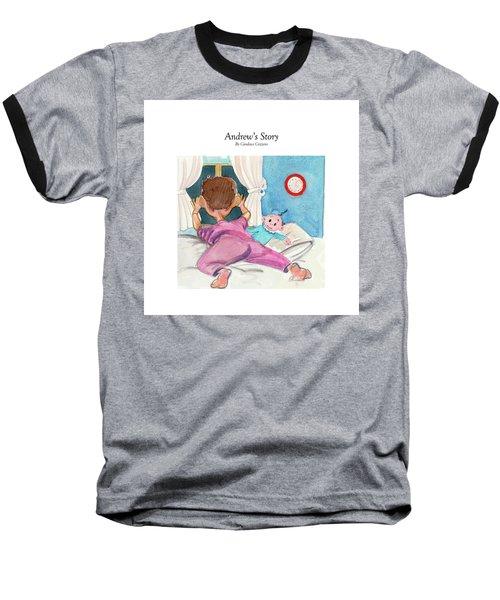 Andrew's Story Baseball T-Shirt
