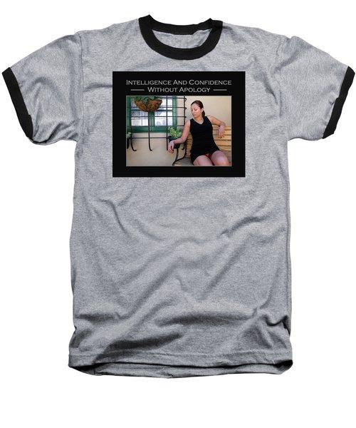 Andria 2-6-298 Baseball T-Shirt by David Miller