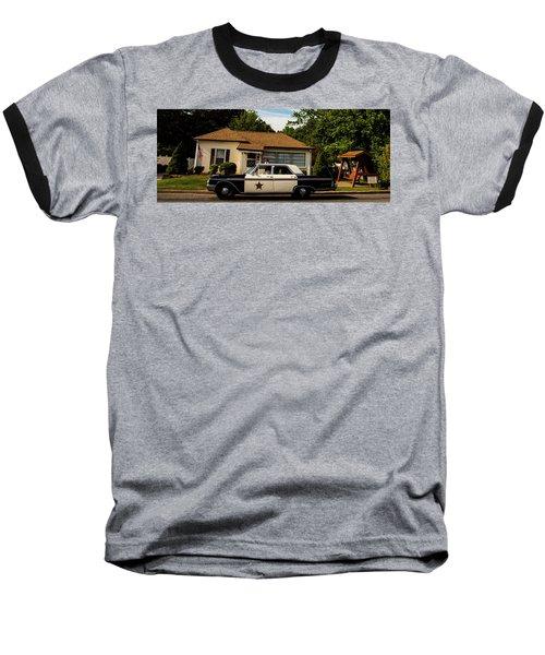 Andy And Barney Baseball T-Shirt