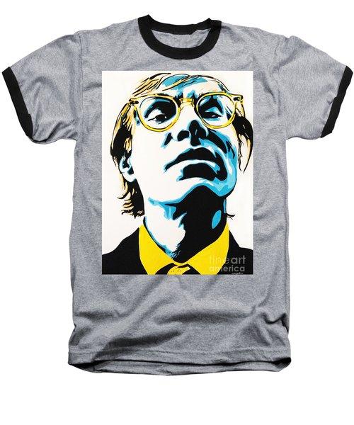 Andy Warhol Part Two. Baseball T-Shirt
