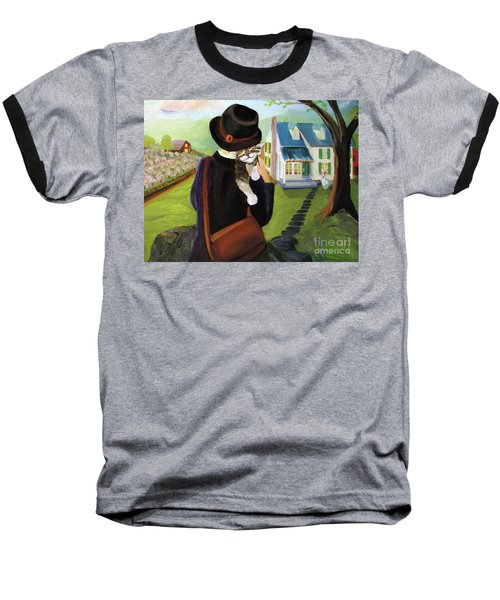 Andy's Home Baseball T-Shirt