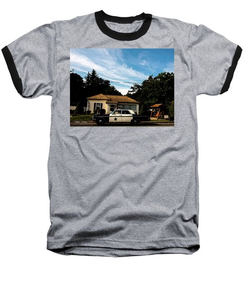 Andy's Home Baseball T-Shirt