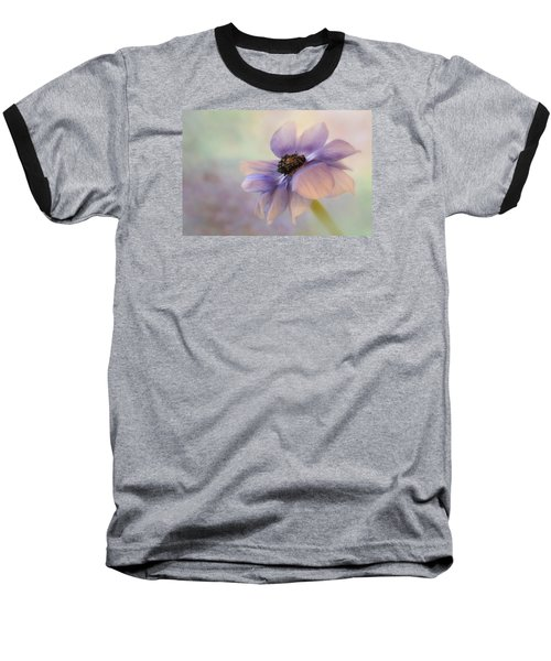 Anemone Flower Baseball T-Shirt