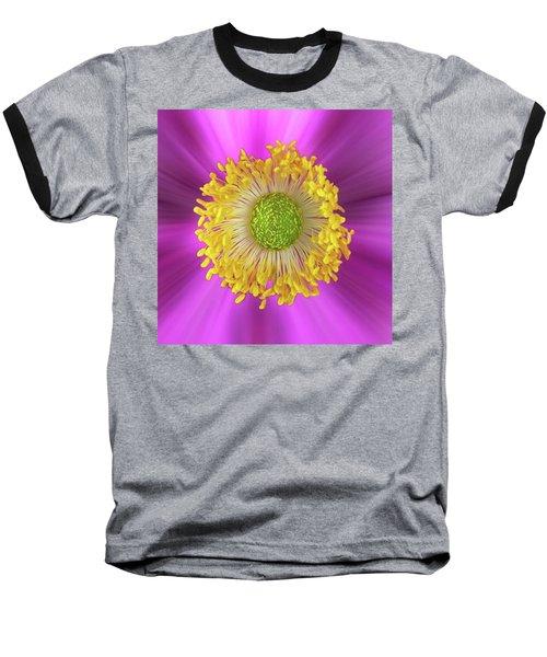 Anemone Hupehensis 'hadspen Baseball T-Shirt