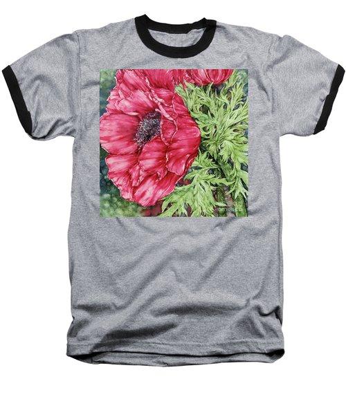 Anemone Baseball T-Shirt