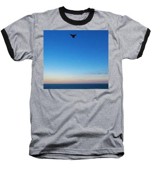 Angel Bird Baseball T-Shirt
