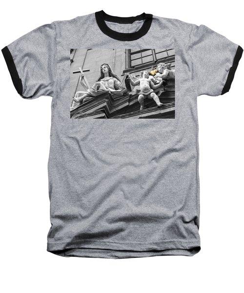 Angel Heart Baseball T-Shirt