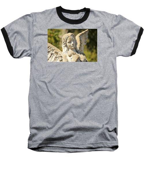 Angel In Mississippi Baseball T-Shirt